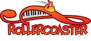 Rollercoaster logo